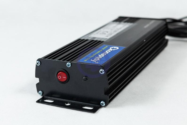 Sterownik cyfrowy hallotronowy Crystalyte 72V