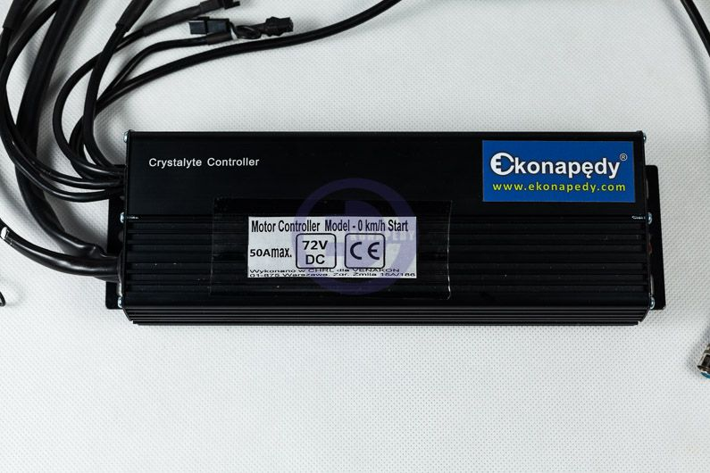 Crystalyte 72V - cyfrowy
