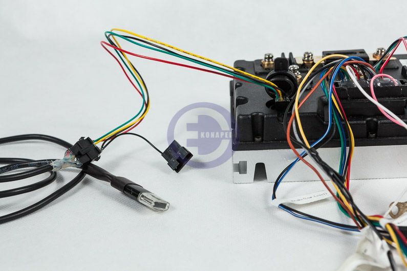 BLDC VEC 300 96V