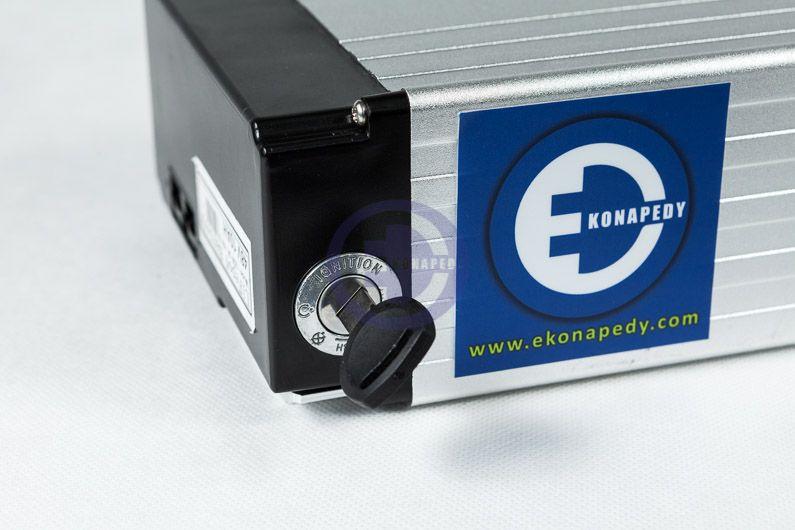 Układ zasilania LiFePO4 36V 15Ah pojemnik aluminiowy suwany