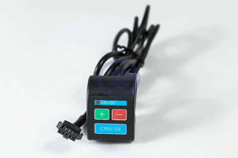 CRUISE speed controller